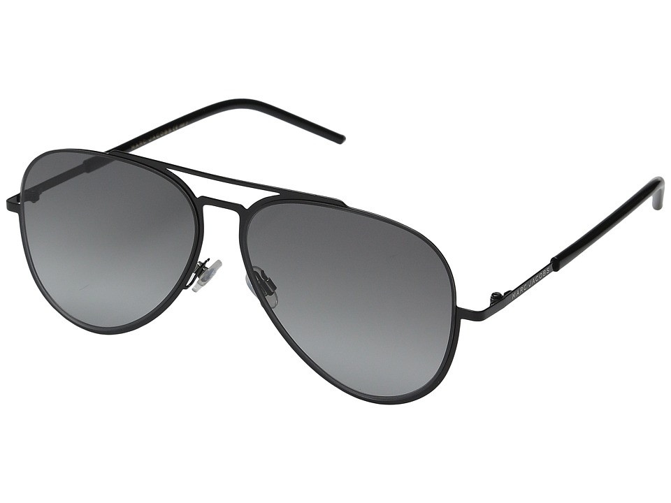 Marc Jacobs - MARC 38/S (Black/Gray Gradient) Fashion Sunglasses