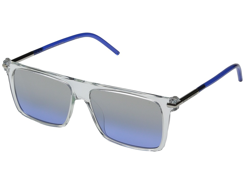 Marc Jacobs - MARC 46/S (Crystal/Gray Blue Silver) Fashion Sunglasses