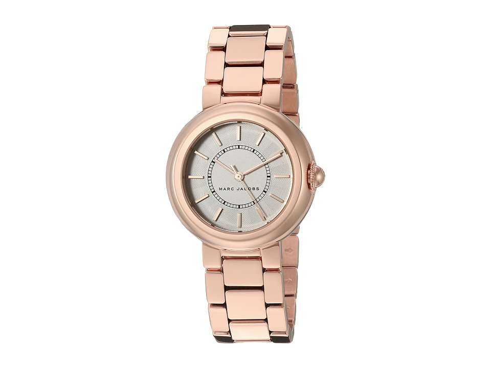 Marc Jacobs - Courtney - MJ3466 (Rose Gold Plated) Watches