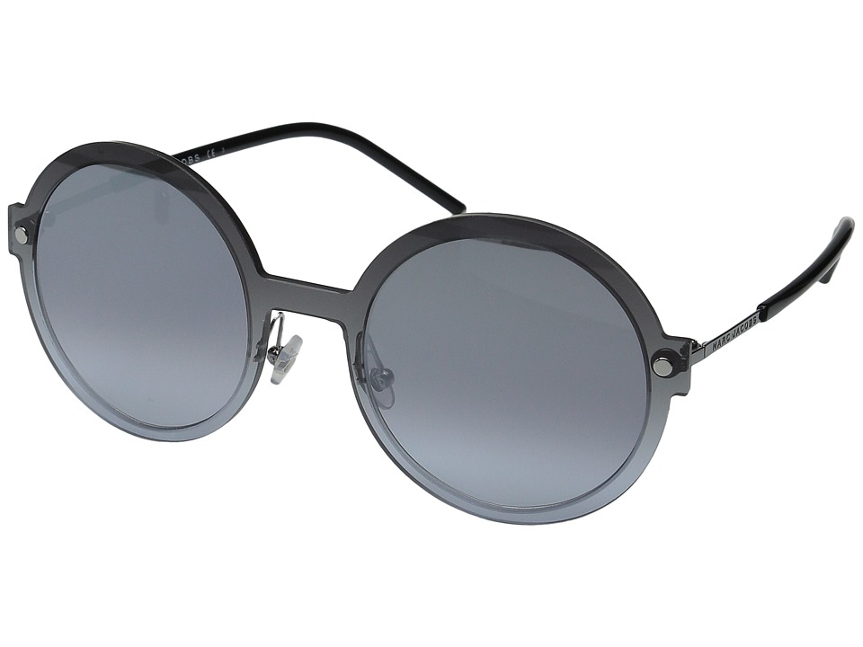 Marc Jacobs - MARC 29/S (Ruthenium/Gray Azure Silver) Fashion Sunglasses