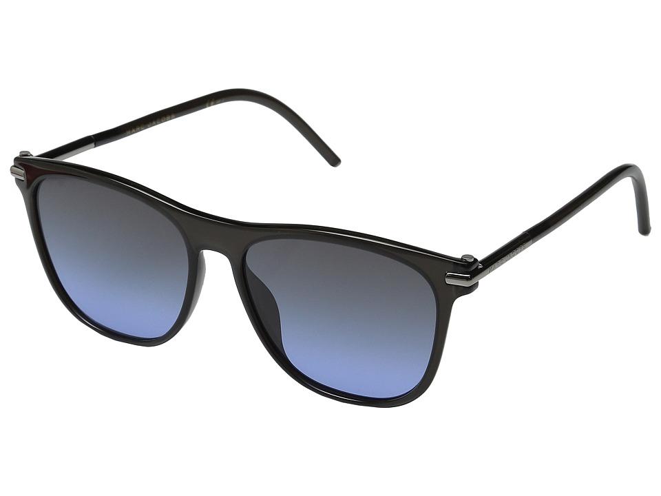 Marc Jacobs - MARC 49/S (Dark Gray/Gray Blue) Fashion Sunglasses
