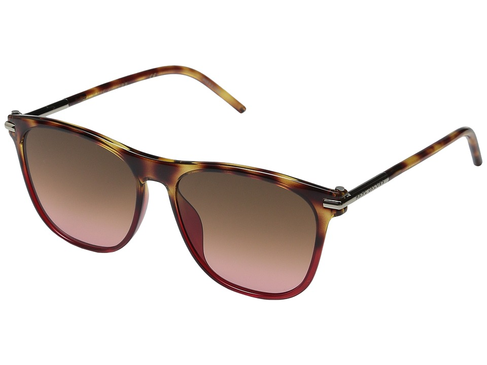 Marc Jacobs - MARC 49/S (Havana Brown Red/Brown Coral) Fashion Sunglasses