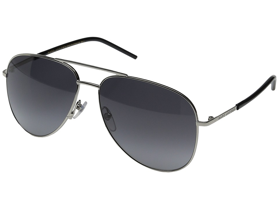 Marc Jacobs - MARC 60/S (Palladium Black/Gray Gradient) Fashion Sunglasses