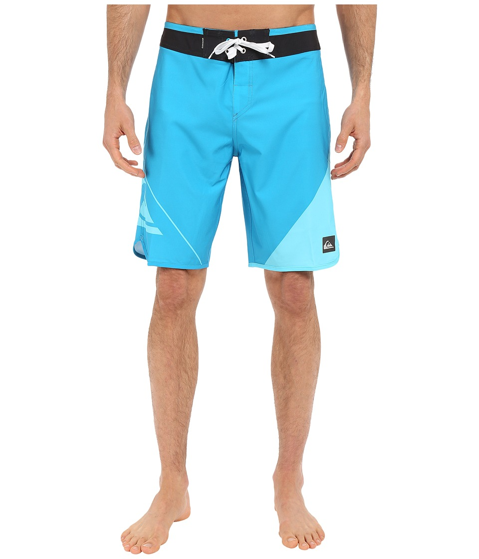 Quiksilver - New Wave 20 Boardshorts (Hawaiian Ocean) Men's Swimwear