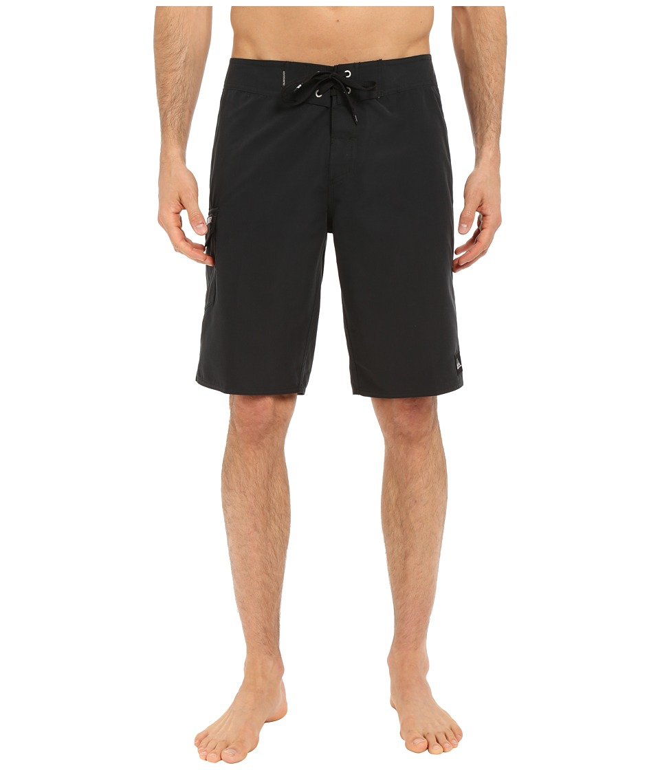 Quiksilver - Everyday 21 Boardshorts (Black) Men's Swimwear