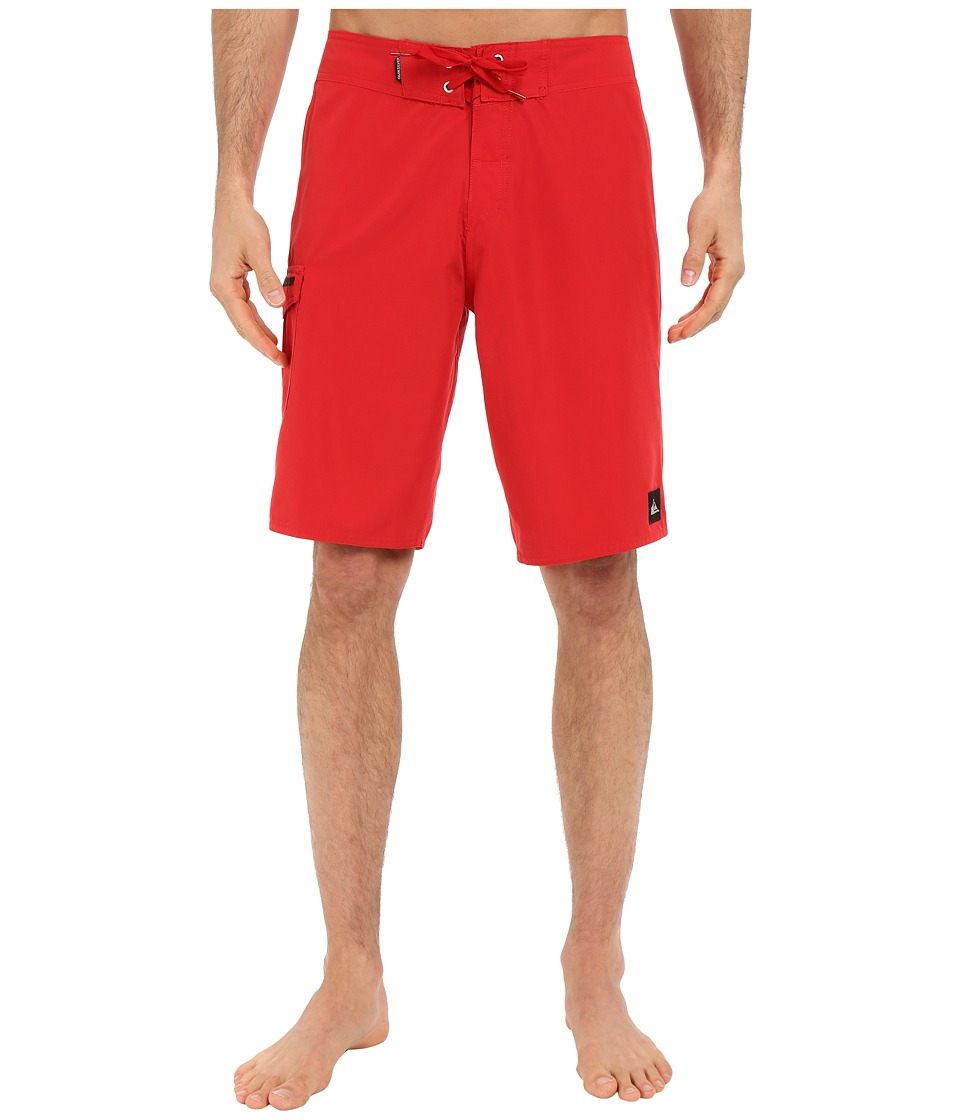 Quiksilver - Everyday 21 Boardshorts (Quik Red) Men's Swimwear