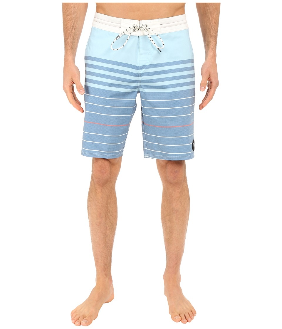 Quiksilver - Swell Vision 21 Boardshorts (Federal Blue) Men's Swimwear