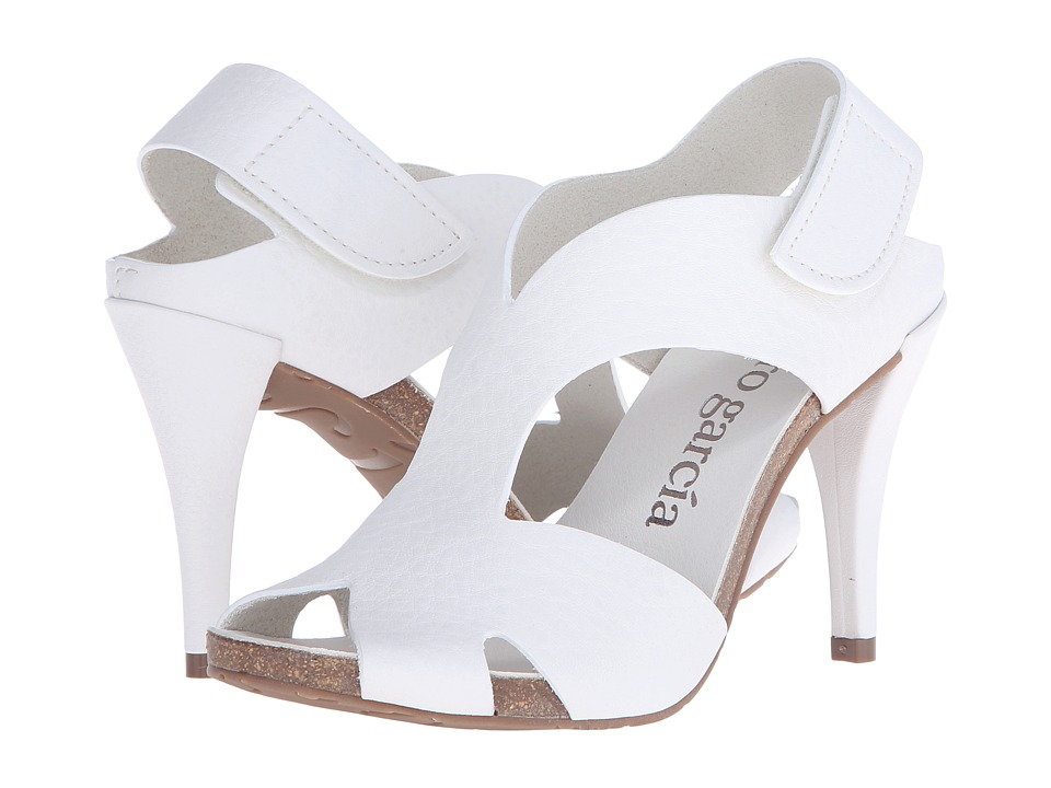 Pedro Garcia - Yolanda (White Cervo) High Heels