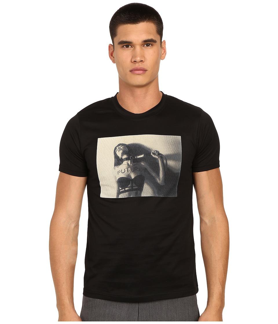 PRIVATE STOCK - The Future T-Shirt (Black) Men's T Shirt