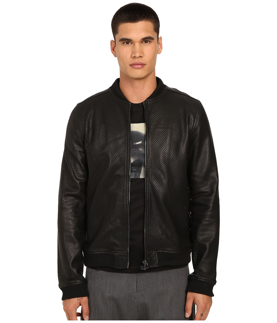 PRIVATE STOCK - The Adrien Jacket (Black) Men's Coat