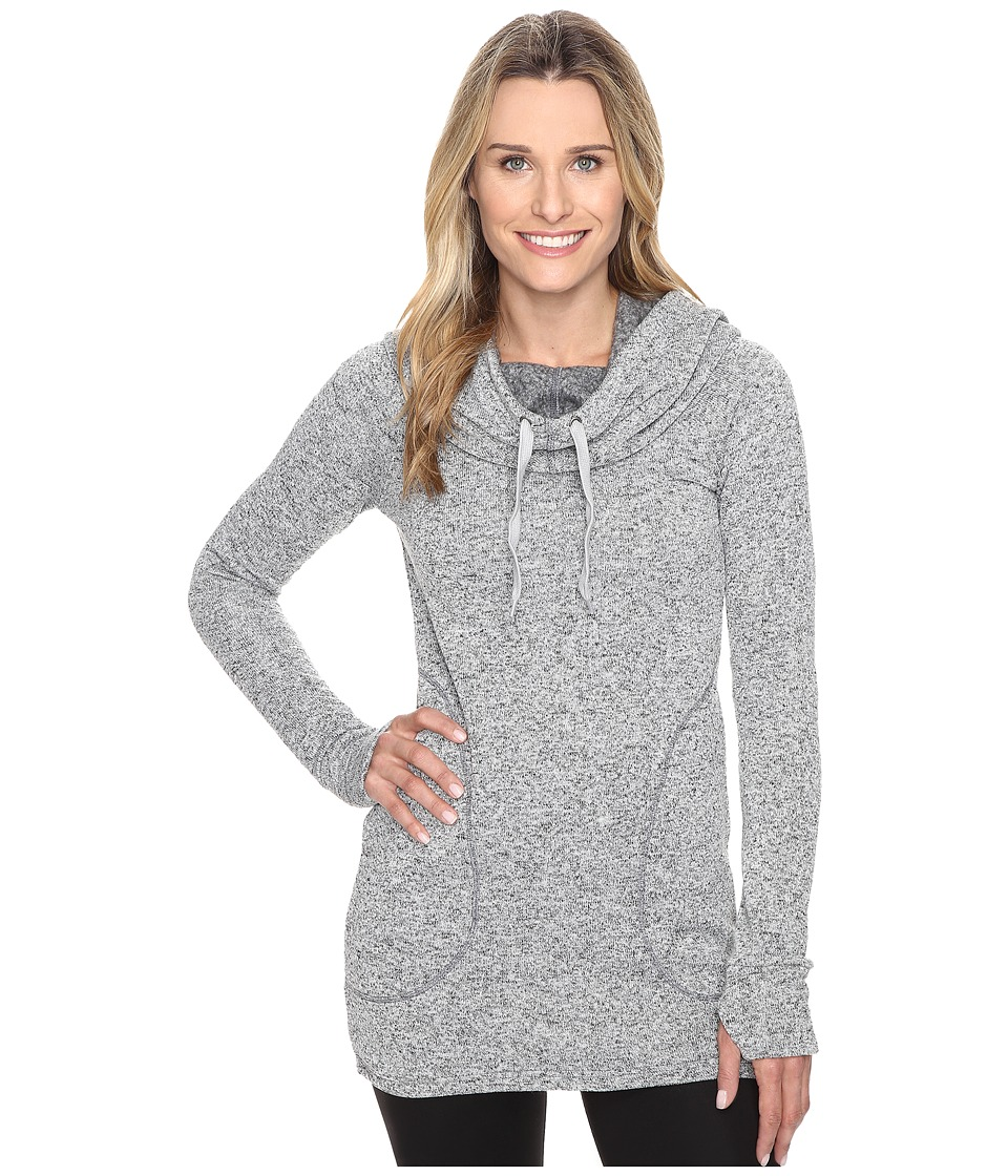 Soybu - Simone Hoodie (Grey Heather) Women's Sweatshirt