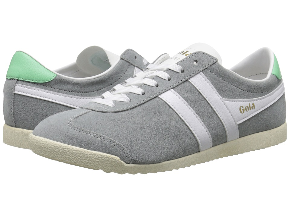 Gola - Bullet Suede (Grey/White) Women's Shoes
