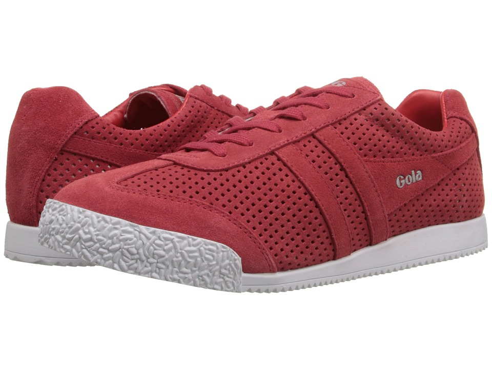 Gola - Harrier Squared (Red) Women's Shoes