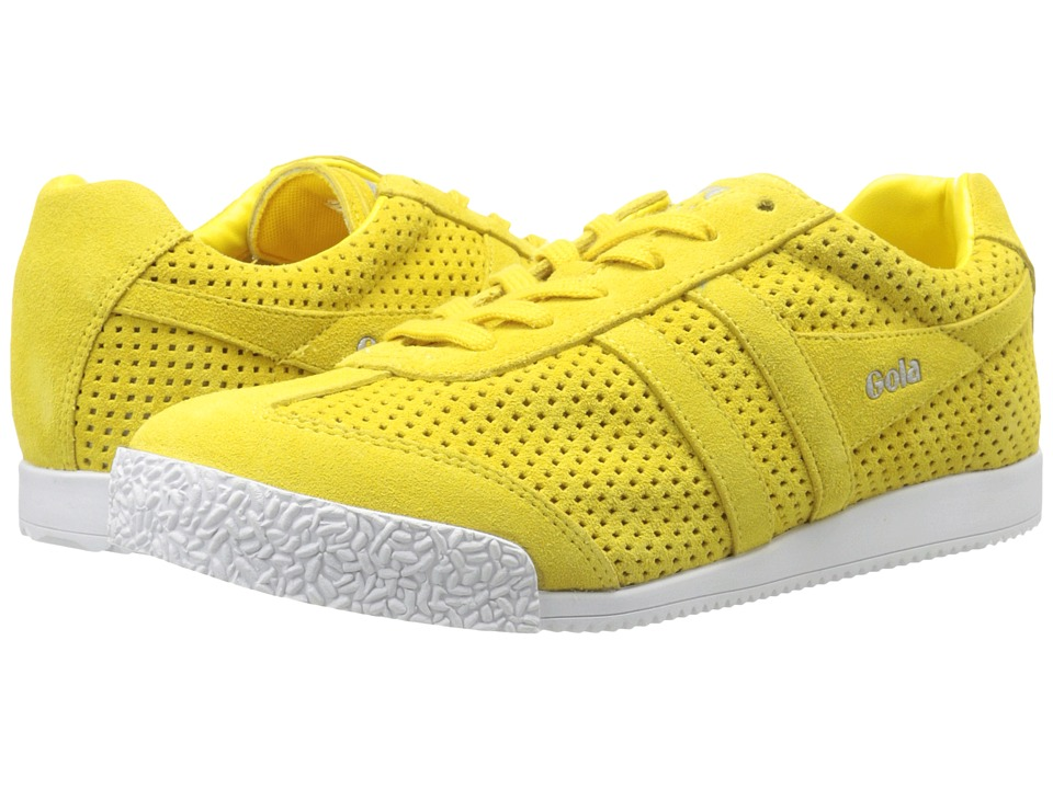 Gola Harrier Squared (Yellow) Women