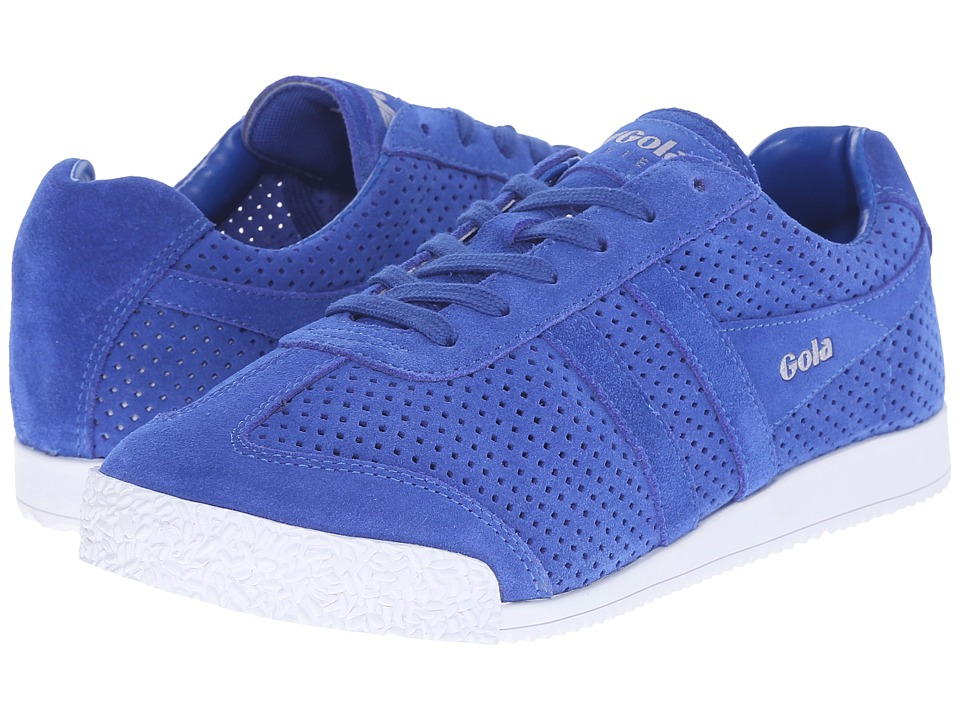 Gola - Harrier Squared (Reflex Blue) Women's Shoes