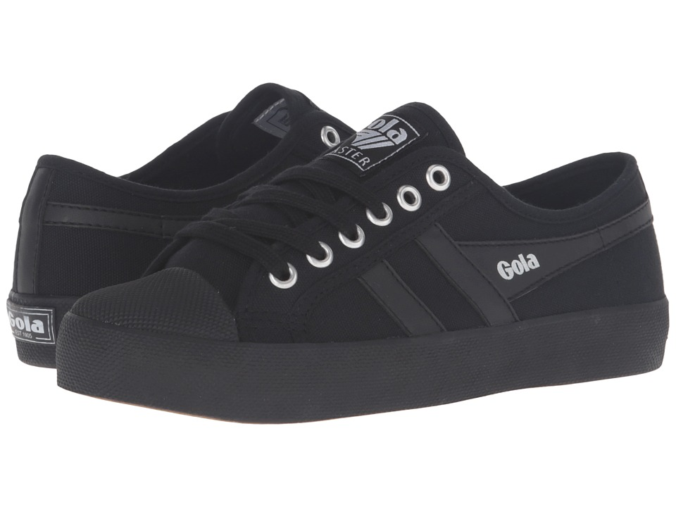 Gola Coaster (Black/Black/Black) Women
