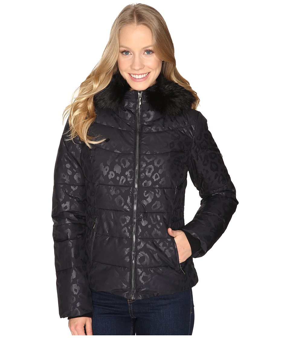 Obermeyer - Bombshell Jacket Special Edition (Dark Leopard) Women's Coat