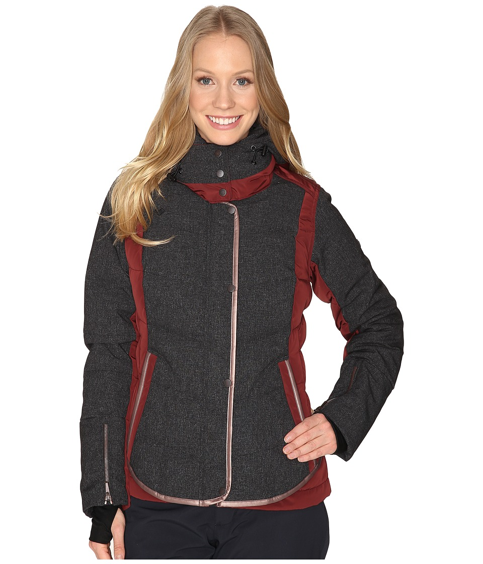Obermeyer - Payton Down Jacket (Clove) Women's Coat