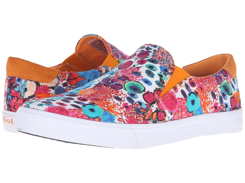 Gola - Delta Liberty SAB (Coral) Women's Shoes