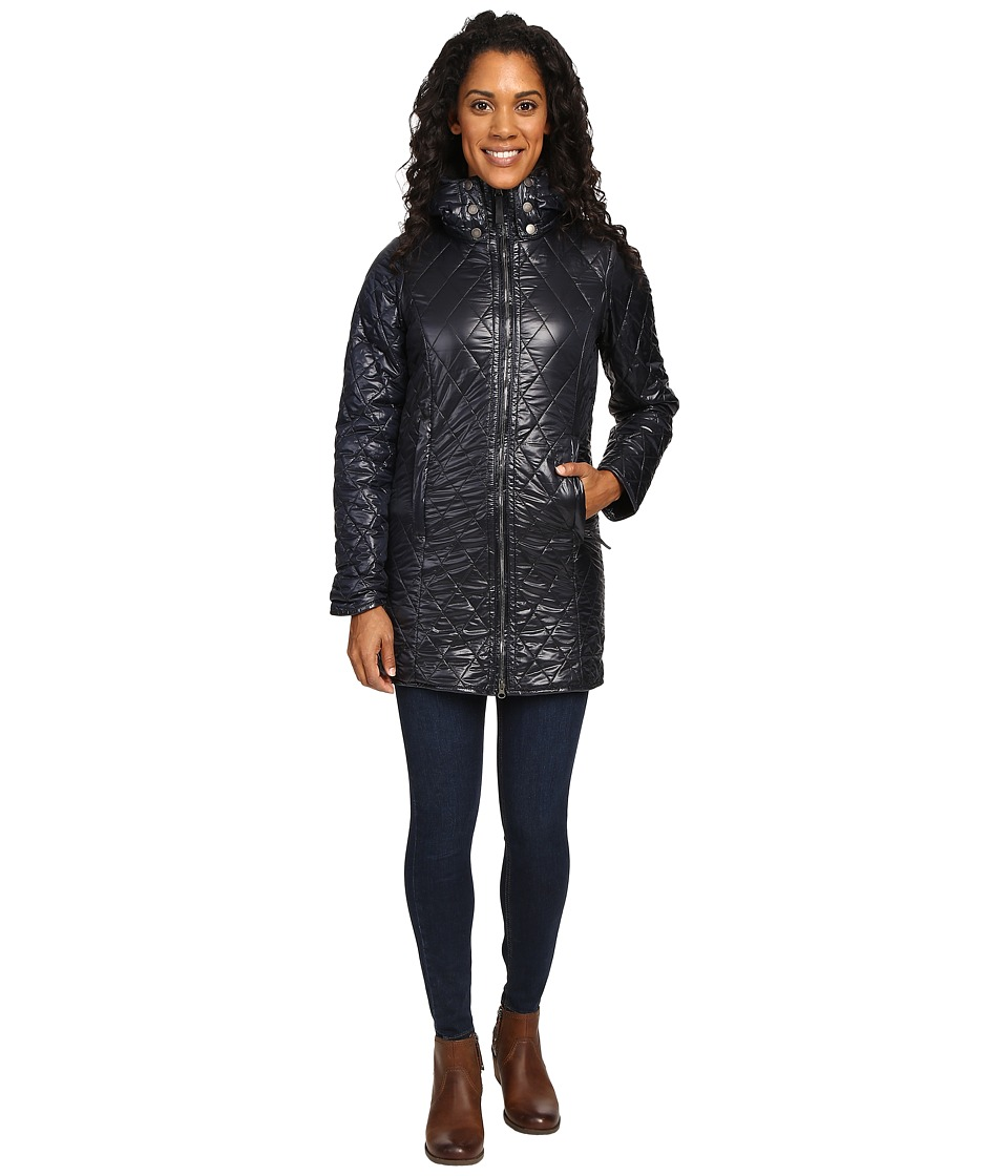 Obermeyer Desi Long Insulator (Black) Women