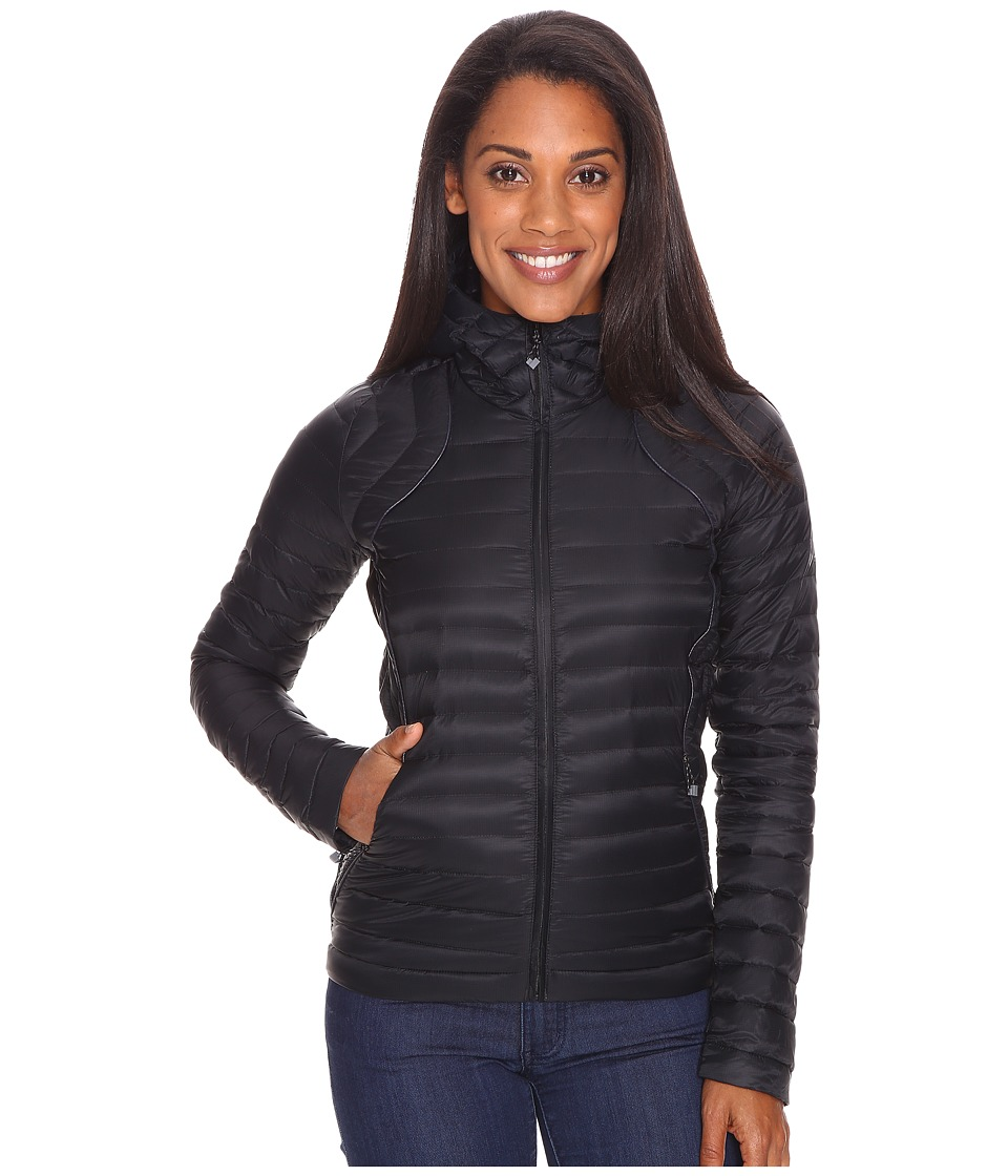 Obermeyer Pika Down Insulator (Black) Women