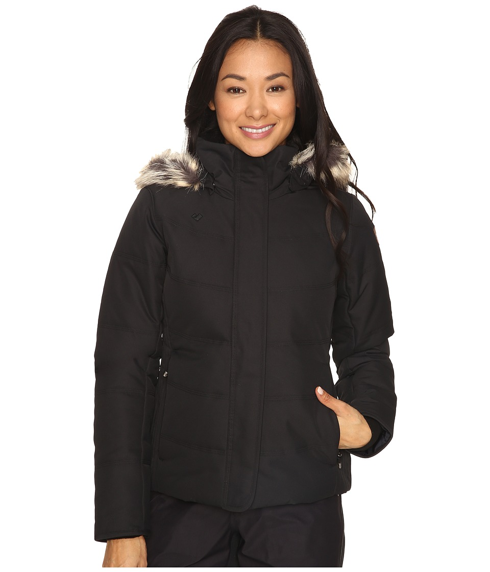 Obermeyer - Tuscany Jacket (Black) Women's Coat