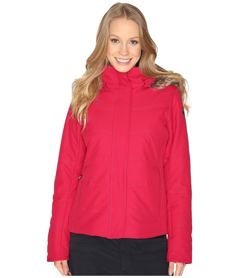Obermeyer - Tuscany Jacket (Cerise) Women's Coat