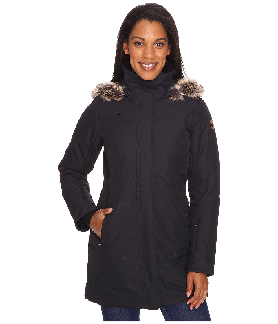 Obermeyer - Tuscany Parka (Black) Women's Coat
