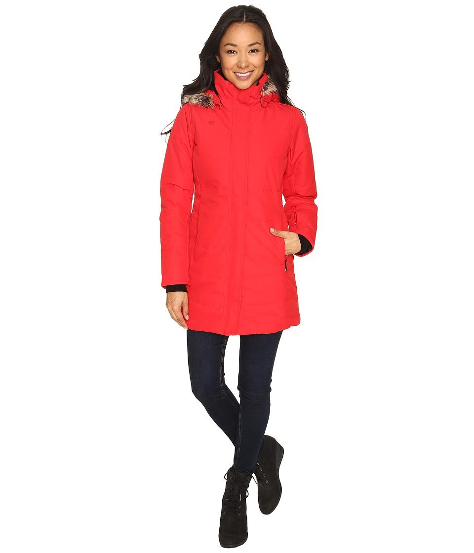 Obermeyer - Tuscany Parka (Crimson) Women's Coat