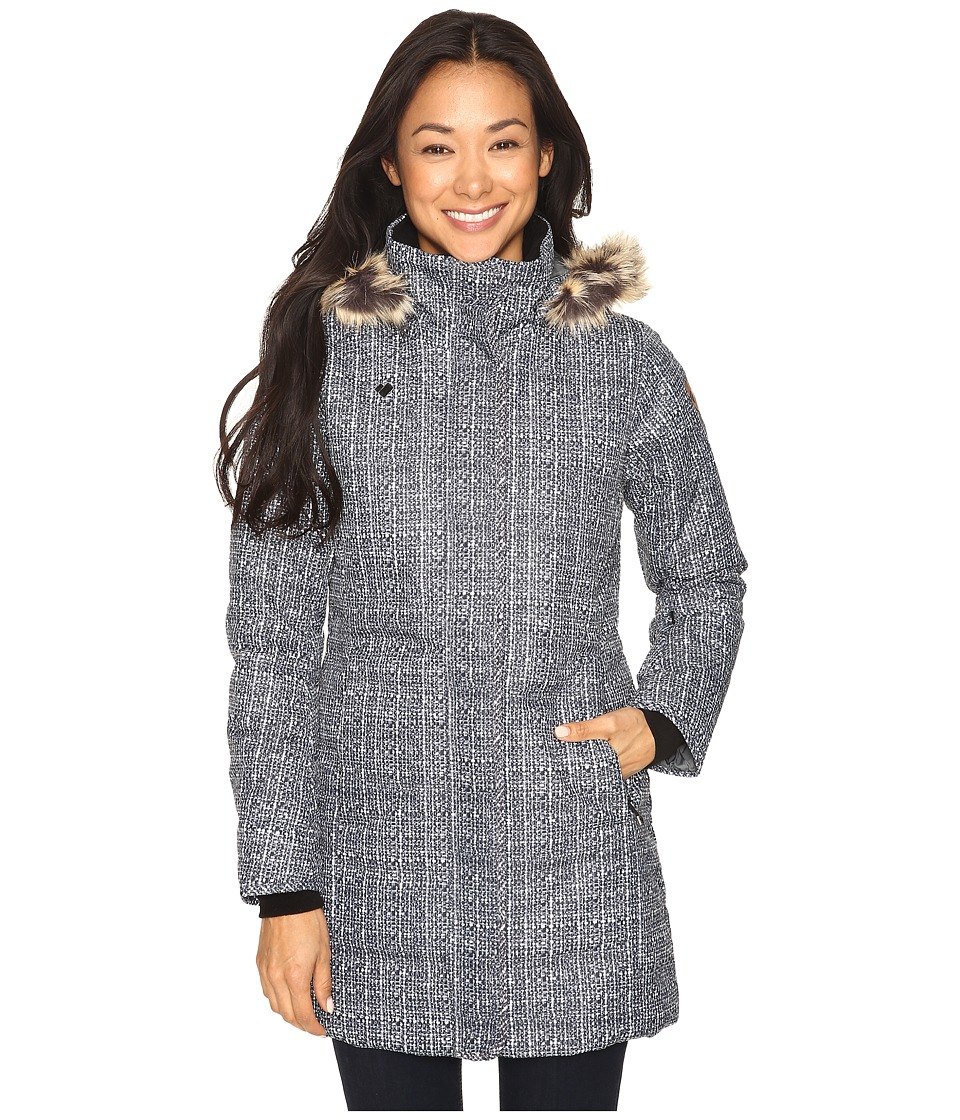 Obermeyer - Tuscany Parka (Boucle) Women's Coat