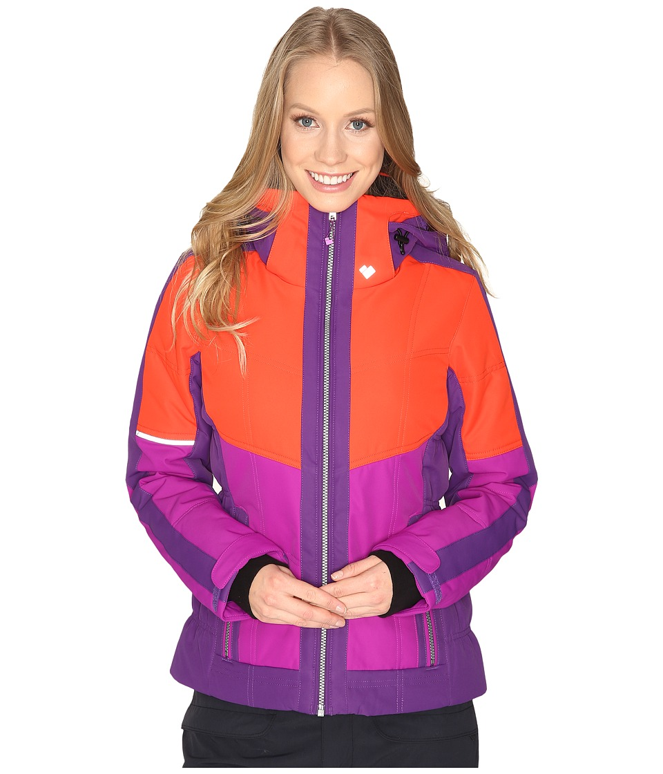 Obermeyer - Valerie Jacket (Azalea Purple) Women's Coat
