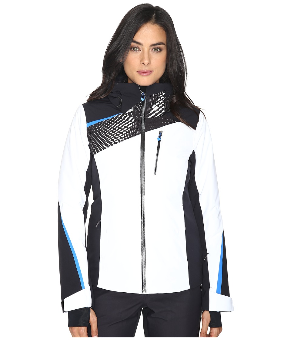 Obermeyer - Kitzbuhel Jacket (White) Women's Coat