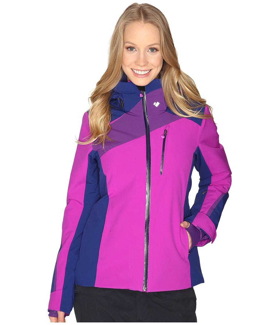 Obermeyer - Kitzbuhel Jacket (Violet Vibe) Women's Coat