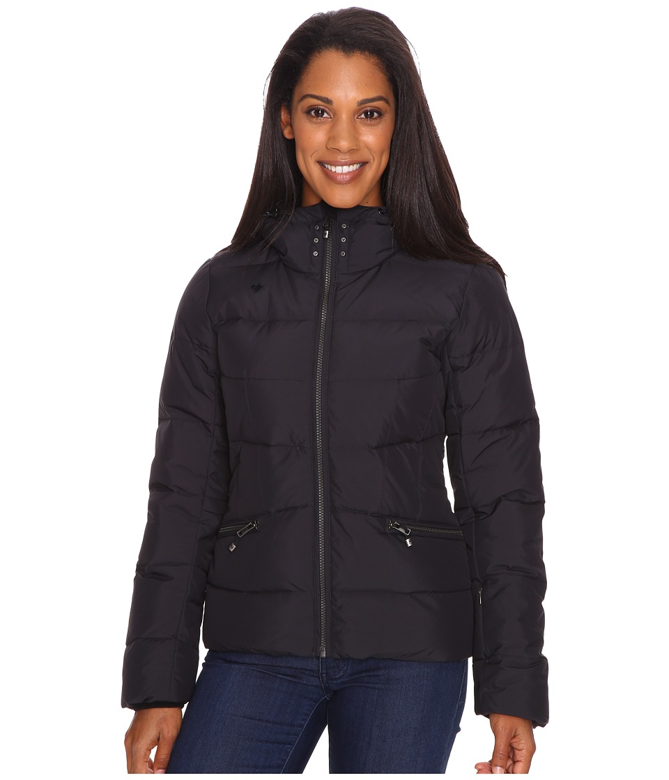 Obermeyer - Charisma Down Jacket (Black) Women's Coat