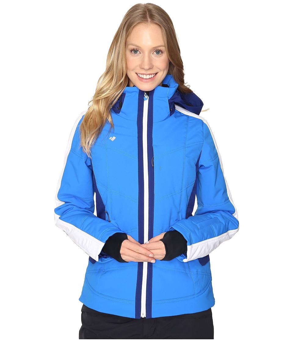 Obermeyer - Chamonix Jacket (Stellar Blue) Women's Coat