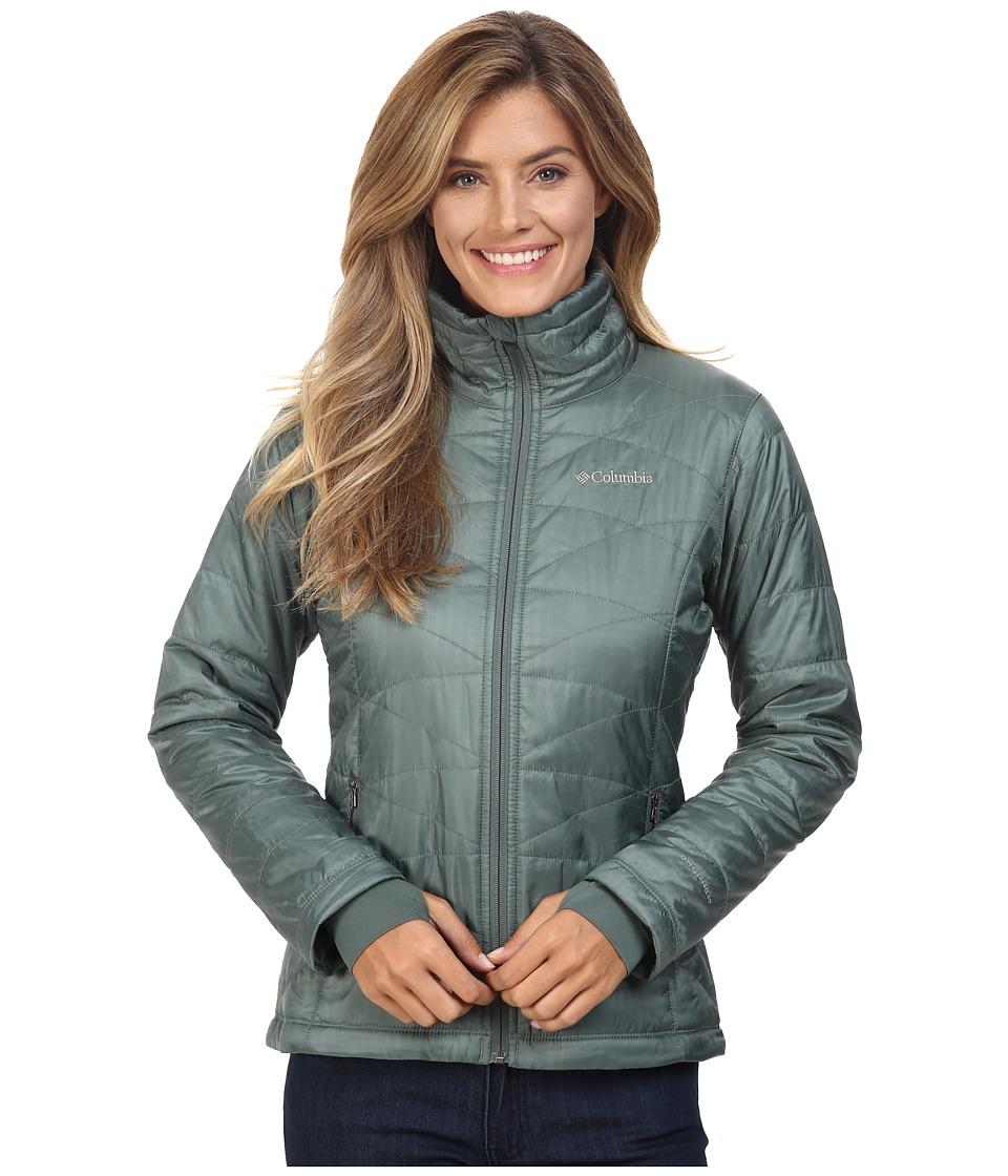 Columbia - Mighty Lite III Jacket (Pond) Women's Jacket