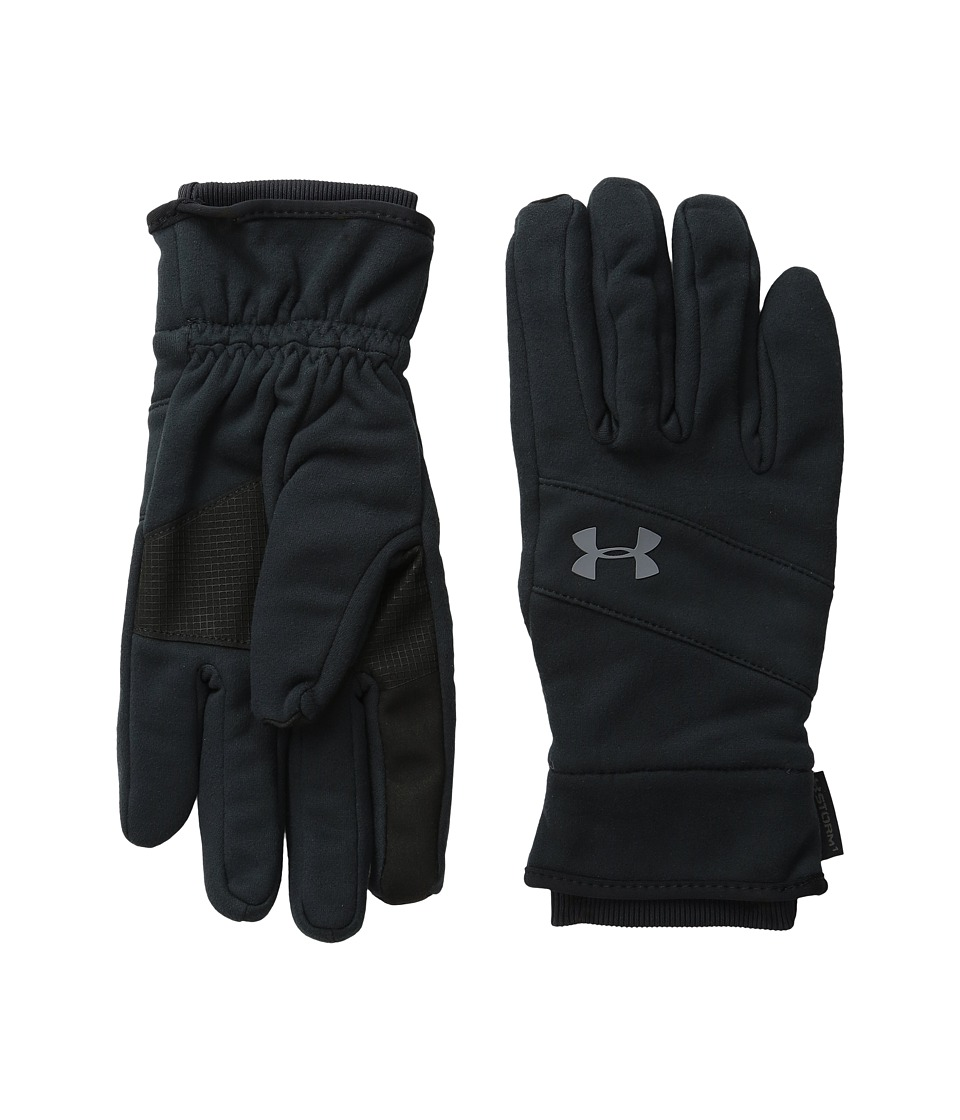 Under Armour - UA Elements Glove (Black/Black/Graphite) Extreme Cold Weather Gloves