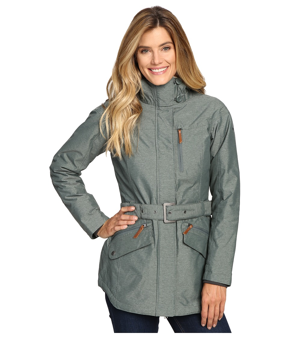 Columbia - Carson Pass II Jacket (Pond) Women's Coat