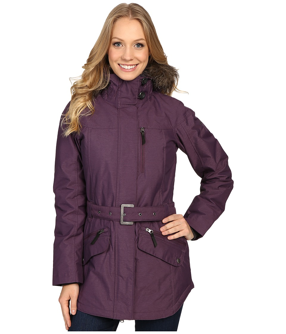 Columbia - Carson Pass II Jacket (Dusty Purple) Women's Coat