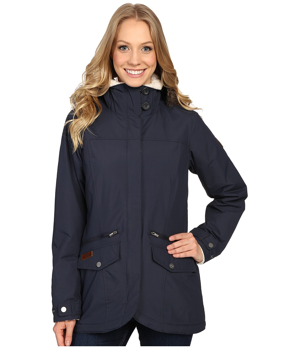 Columbia Grandeur Peak Mid Jacket (India Ink) Women