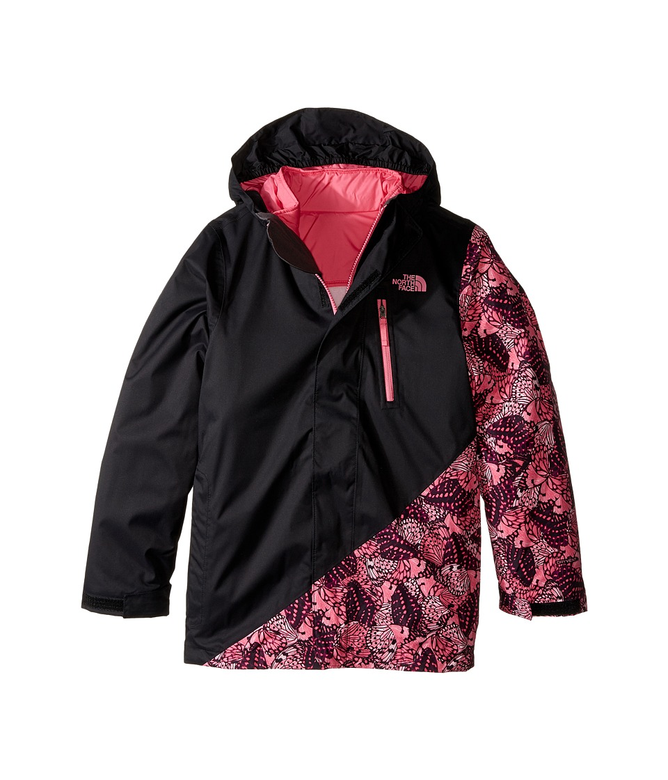 The North Face Kids - Abbey Triclimate Jacket (Little Kids/Big Kids) (TNF Black) Girl's Coat