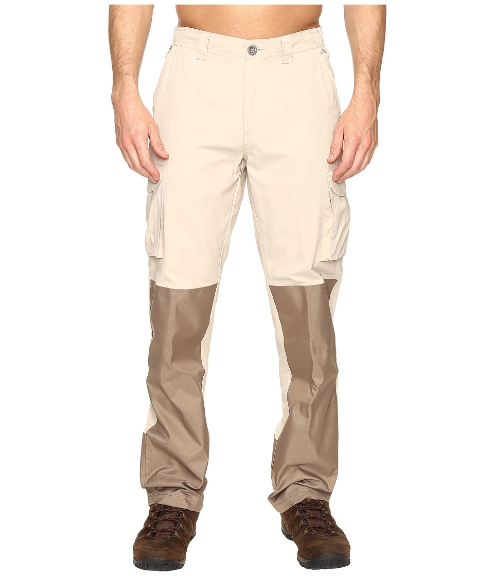 Columbia - Blood and Guts Shooting Pants (Fossil/Flax) Men's Outerwear