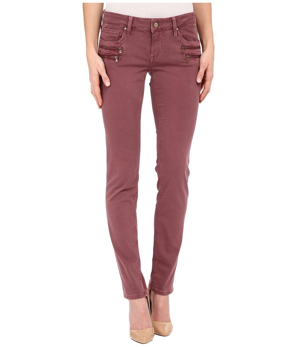 Mavi Jeans - Blake in Plum Twill (Plum Twill) Women's Jeans