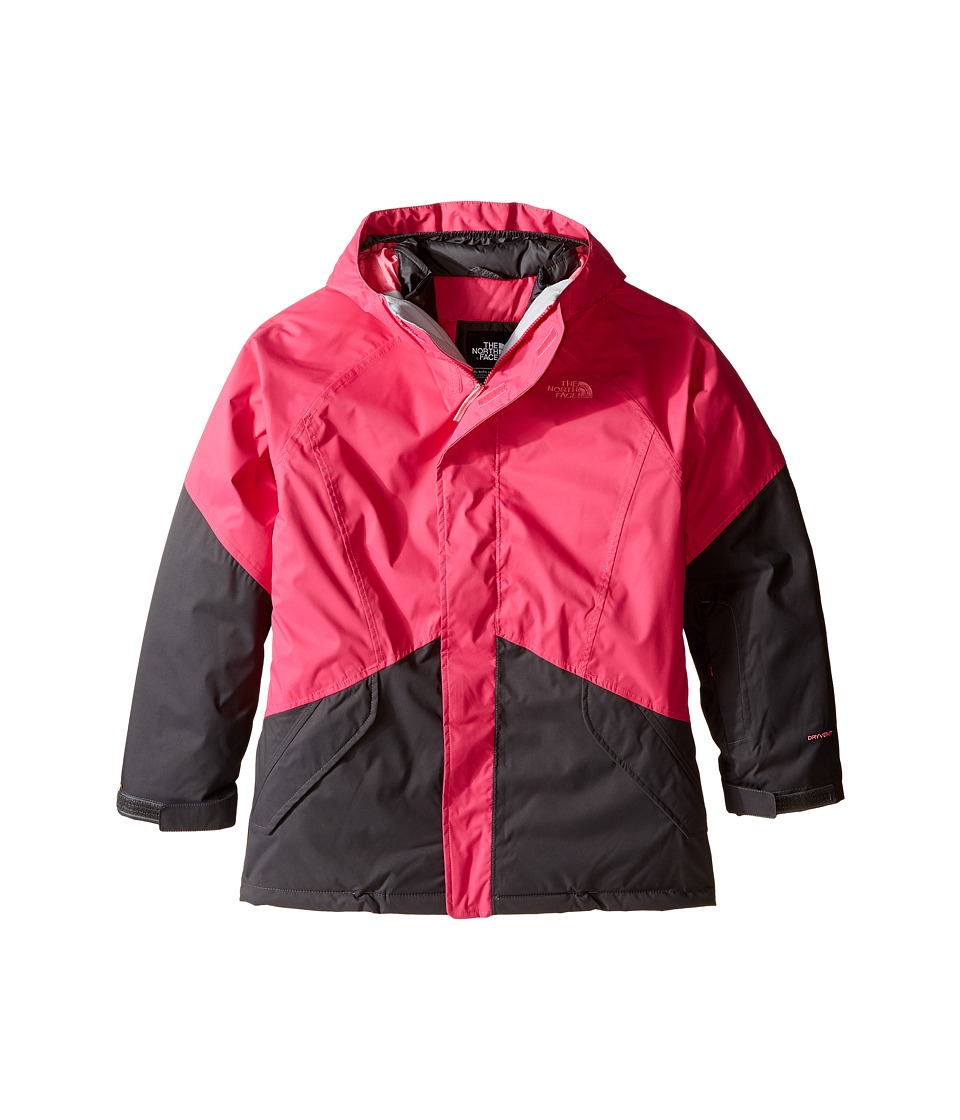 The North Face Kids - Kira Triclimate Jacket (Little Kids/Big Kids) (Cabaret Pink) Girl's Coat