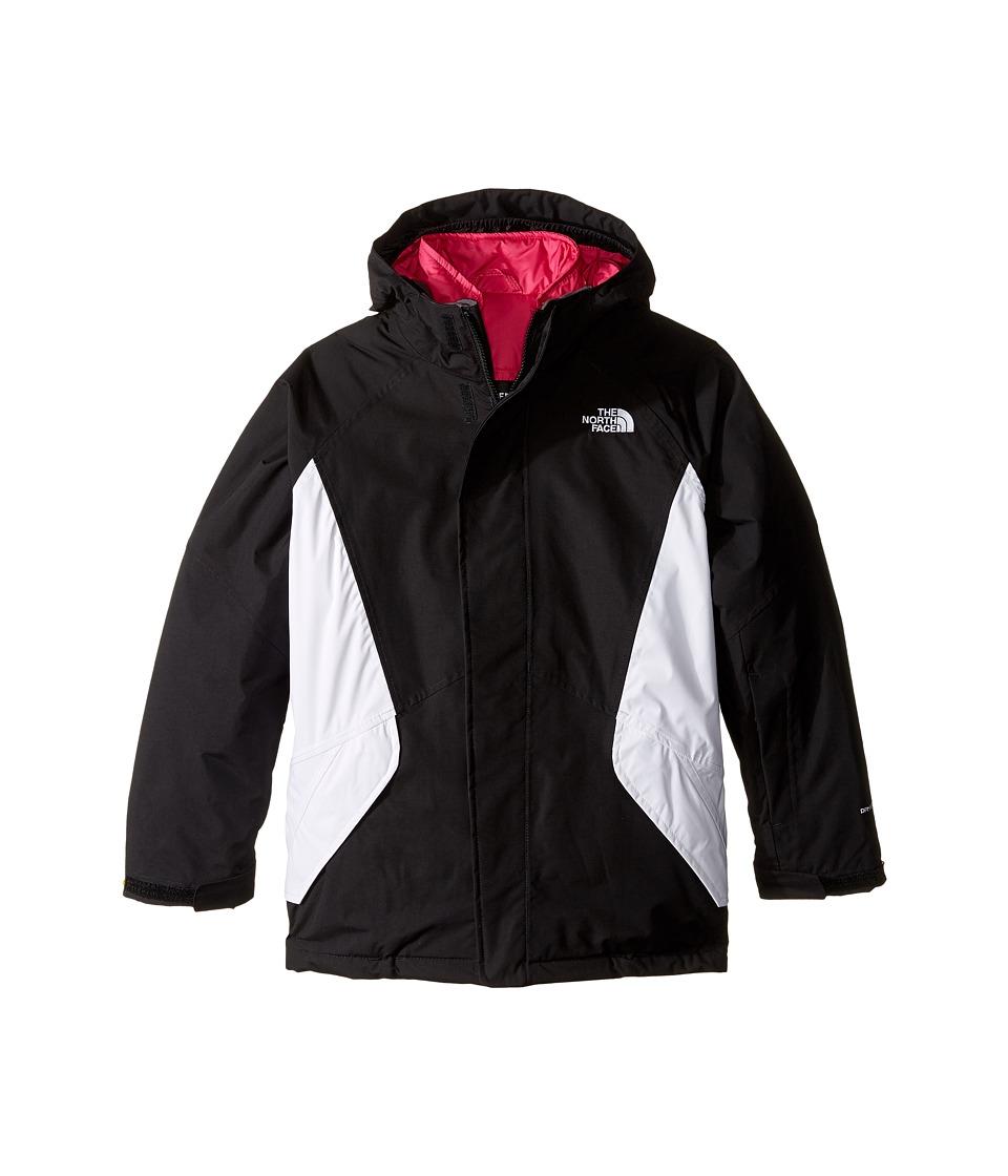 The North Face Kids - Kira Triclimate Jacket (Little Kids/Big Kids) (TNF Black) Girl's Coat