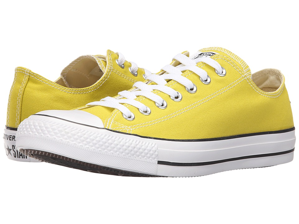 Converse - Chuck Taylor All Star Seasonal OX (Bitter Lemon) Athletic Shoes