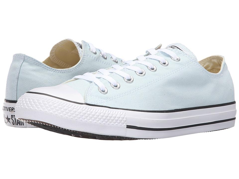 Converse Chuck Taylor All Star Seasonal OX (Polar Blue) Athletic Shoes