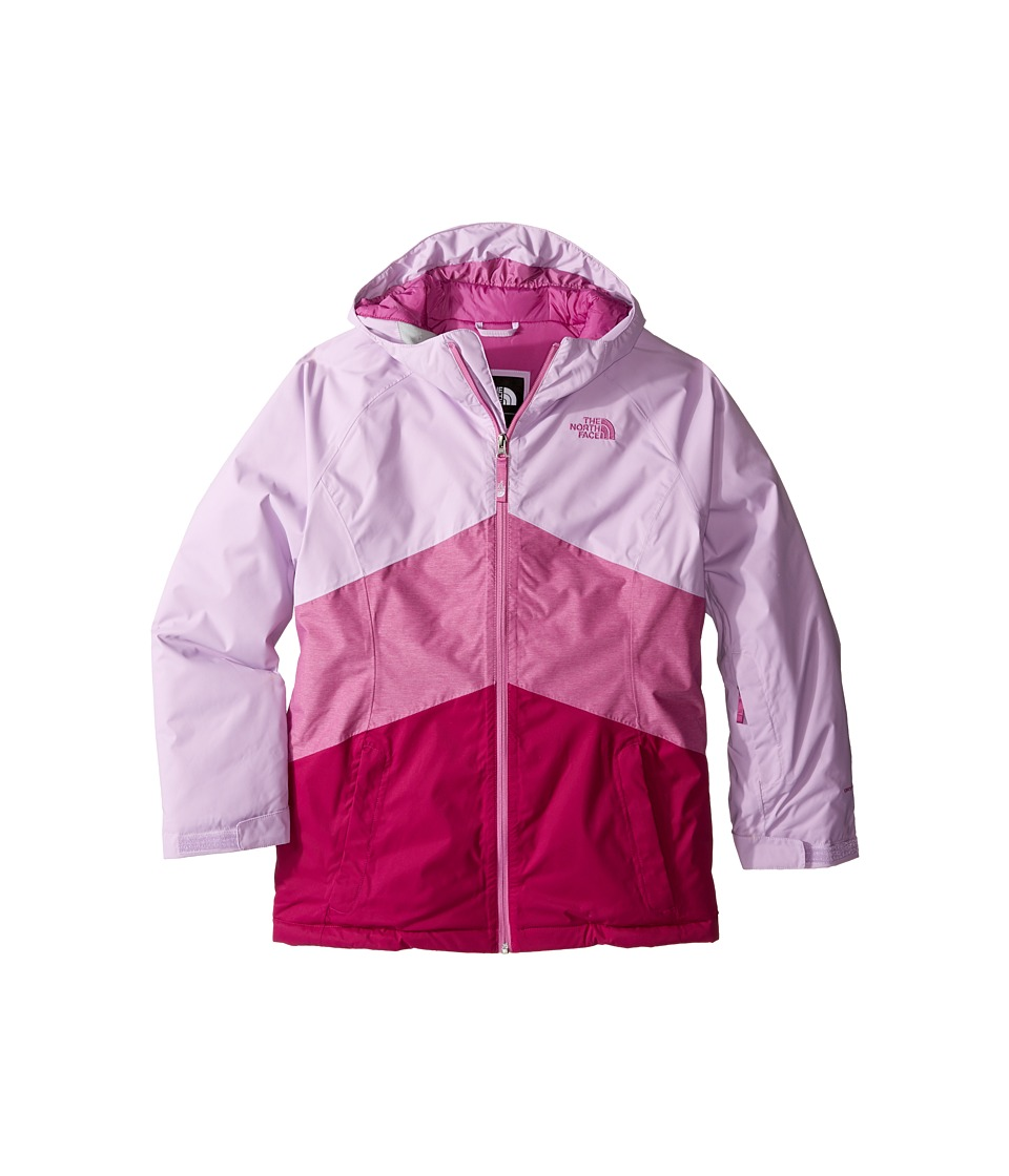 The North Face Kids - Brianna Insulated Jacket (Little Kids/Big Kids) (Lupine) Girl's Coat