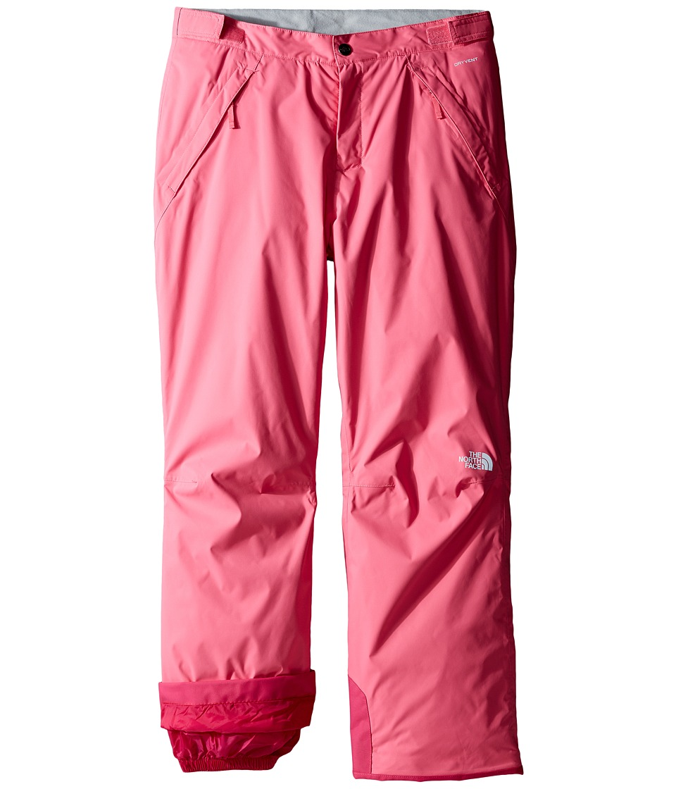 The North Face Kids - Mossbud Freedom Pants (Little Kids/Big Kids) (Cha Cha Pink) Girl's Outerwear