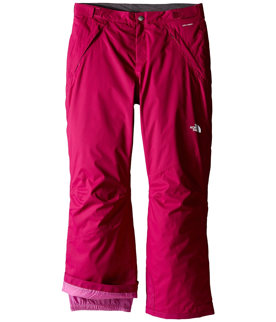 The North Face Kids - Freedom Insulated Pants (Little Kids/Big Kids) (Roxbury Pink) Girl's Outerwear